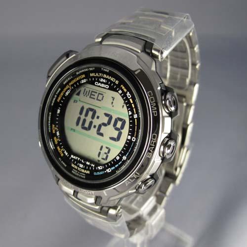 Часы Casio PRW-2000-1E купить - russian-watchru